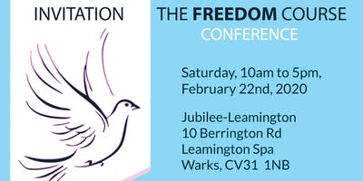 The Freedom Course Conference
