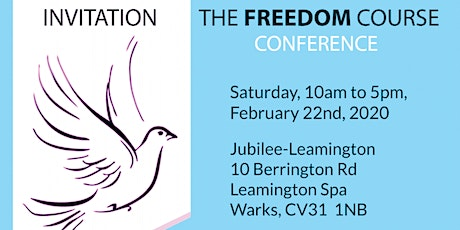The Freedom Course Conference tickets