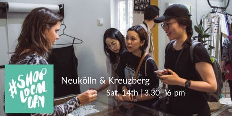 Special Green Fashion SHOP LOCAL DAY Tour Kreuzberg - Neukölln Tickets