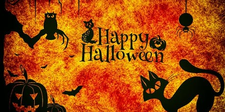 Happy Halloween Networking Event Tickets