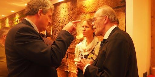 Cluster Innovativ: Fachdialog zweier Holzbaukulturen – Finnland & Deutschland