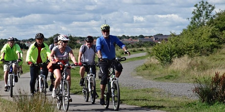 Intermediate Bike Ride at the Rising Sun Country Park, North Tyneside (FIRST RIDE IN EACH MONTH LEAVES FROM WYEVALE GARDEN CENTRE, GOSFORTH PARK, NE3 5EP) tickets