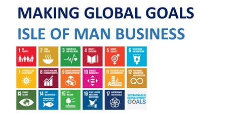 Making Global Goals Isle of Man Business - free breakfast meeting tickets