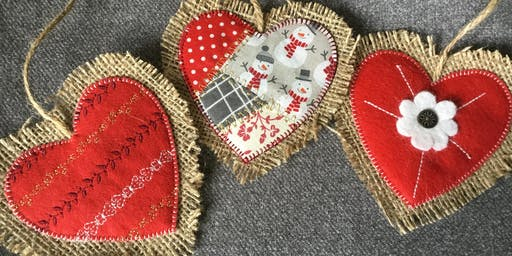 Christmas Sewing Workshop