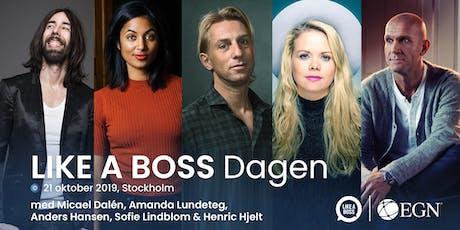 Like A Boss Dagen tickets