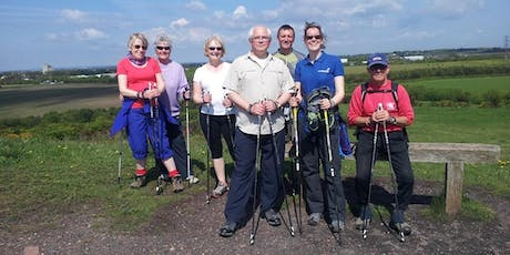Nordic Walking at the Rising Sun Country Park, North Tyneside tickets