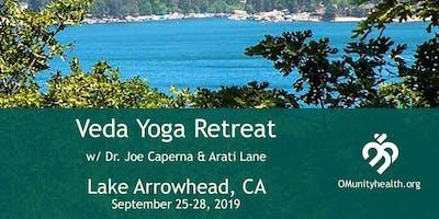 Lake Arrowhead Retreat