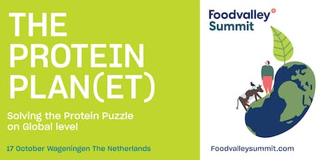 Foodvalley Summit: The Protein Plan(et) tickets