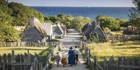 Plimoth Plantation Heritage Pass 2020 at 2019 prices : Visit between  June 1 - Aug 31,2020 (excluding 7/4) tickets