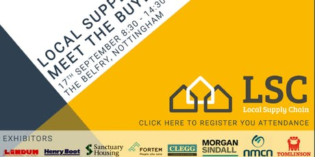 Local Supply Chain 'Meet The Buyer' tickets
