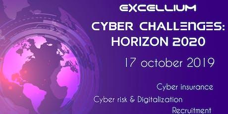 CYBER CHALLENGES: HORIZON 2020 (CYBERWEEK DAY) tickets