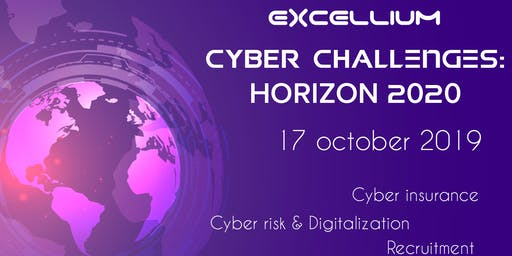 CYBER CHALLENGES: HORIZON 2020 (CYBERWEEK DAY)