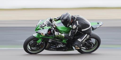 Toni-Mang-Training - Motorsport am Hockenheimring