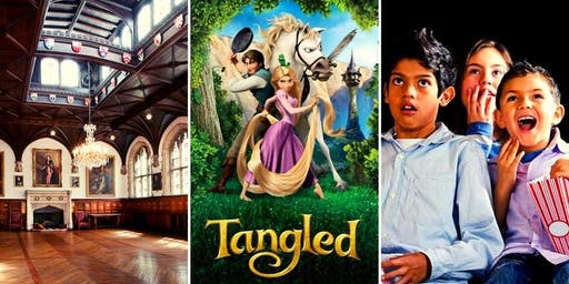 Venture Cinema: Tangled