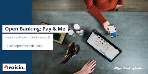 Open Banking: Pay & Me