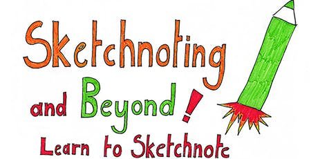 Sketchnoting and Beyond! Learn to Sketchnote with Rachel Burnham  tickets