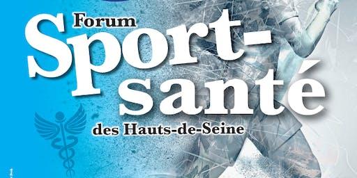 Forum Sport Santé des Hauts-de-Seine 2019
