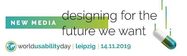 World Usability Day Leipzig: Bild