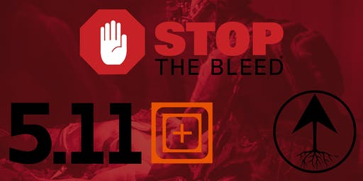Stop the Bleed (September); Hosted by 5.11 Tactical