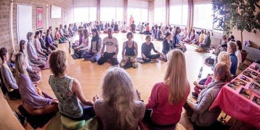 OM CHANTING BIRMINGHAM (Erdington) - Experience the Power & Vibration of OM