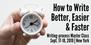 How to Write Better, Easier and Faster in New York