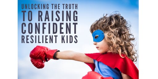 Parents with Purpose - Raising Confident & Resilient Kids