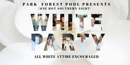 One Hot Southern Night- White Party