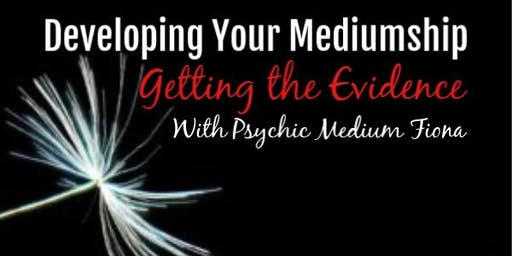 Workshop Developing your Mediumship