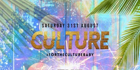 Culture - Launch Party tickets