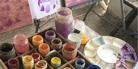 WORKSHOP: Egg Tempera Painting Course with James Lynch tickets