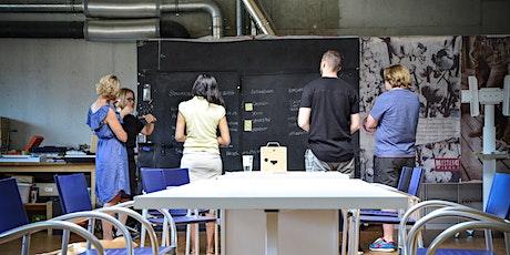 Hacking Growth trifft auf Design Sprint! Tickets