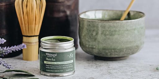 Brighton - Introduction to Matcha  Workshop by Whittard of Chelsea