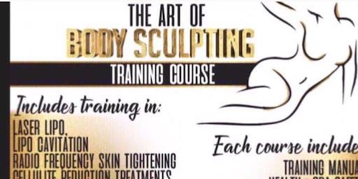 The Art Of Body Sculpting Class- Dublin