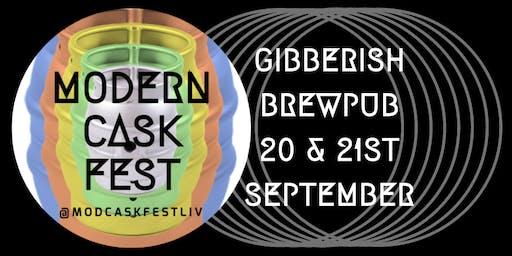 Modern Cask Fest Liverpool