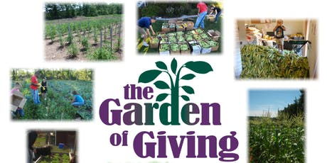 The Garden of Giving 10th year Anniversary Celebration Benefit Dinner tickets