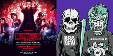 Halloween Events Melbourne 2019 Colonial Hotel & Brown Alley tickets