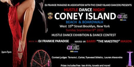 11th Year Anniversary and Hustle Nite Frankie Paradise tickets
