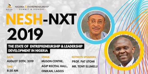 NESH-NXT Annual Conference for Young Entrepreneurs 2019