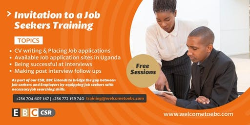 EBC Job Seekers Training