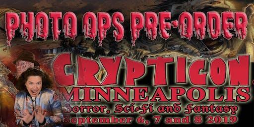 Crypticon Minneapolis 2019 Photo Ops