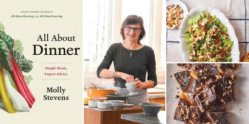Master Class: All About Dinner with Molly Stevens