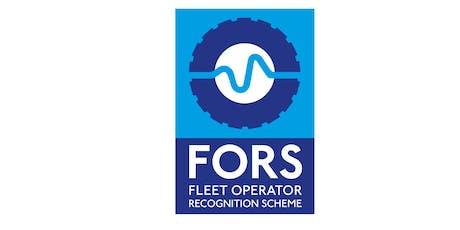 FORS Members' Regional Briefing - Croydon, London tickets