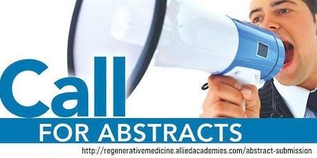 Stem cells and Regenerative Medicine tickets