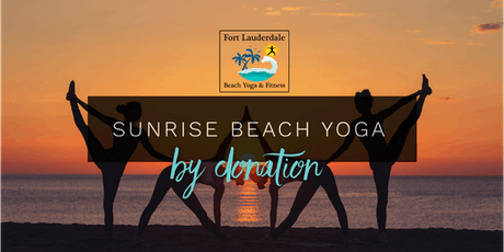 Sunrise Beach Yoga tickets