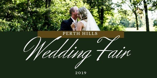 Perth Hills Wedding Fair Platinum Ticket