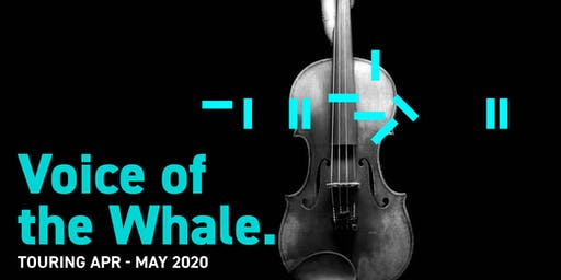 The Voice of the Whale: Manchester