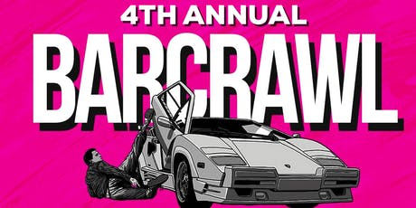 4th Annual GHOE BARCRAWL tickets