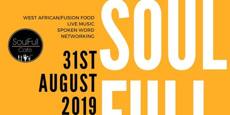 SoulFull Café - Summer Edition  tickets