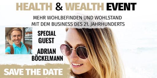 Health & Wealth Event