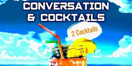 Conversation & Cocktails | Date in a Dash  tickets
